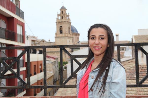 Abanderada: Neus Díez López