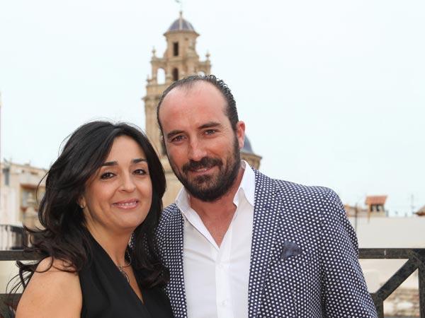 Capitán: Antonio Francisco Sánchez Fernández Abanderada: Susana Corral Díaz
