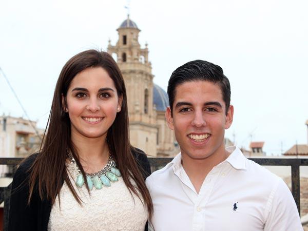 Capitán: Jorge Prieto Cerdán Abanderada: Julia Vicedo Carbonell
