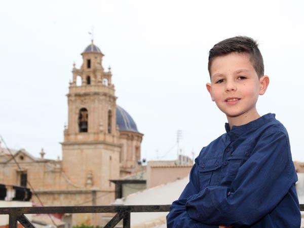 Capitán Infantil: Pablo López Puerto