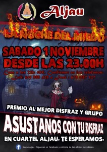 Aljau-Halloween 2014