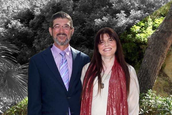 Sultanes: José Antonio Pastor Cremades y Elvira Fernández Pavía